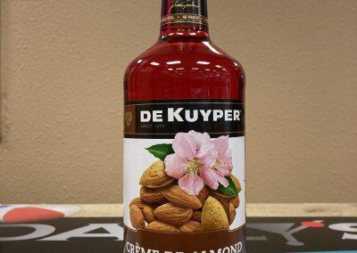 Dekuyper Creme de Almond