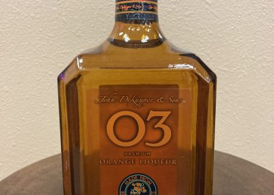JDK & Sons™ O3® Premium Orange Liqueur