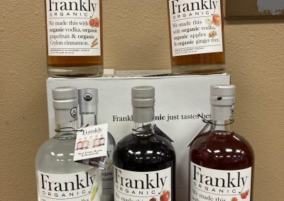 Frankly Organic Vodka