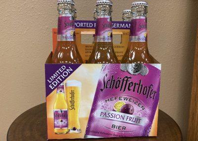 Schofferhofer Passion Fruit