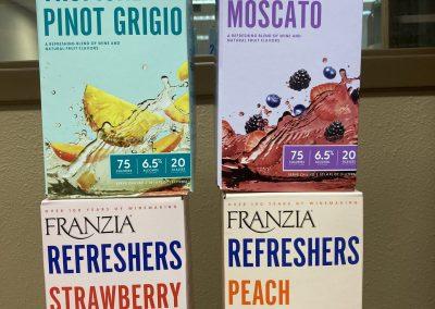 Franzia Refreshers