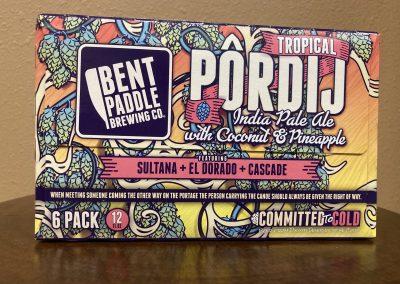 Bent Paddle Pordij Tropical IPA