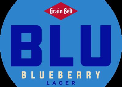 Grain Belt Blu