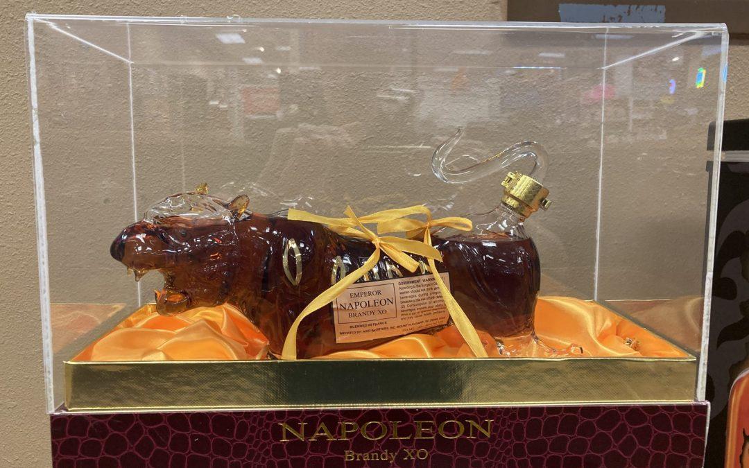 Aiko Napoleon Tiger Brandy XO