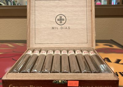 CROWNED HEADS MIL DIAS DOUBLE ROBUSTO