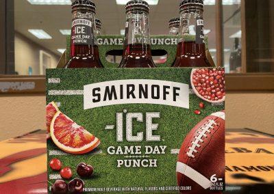 Smirnoff Game Day Punch
