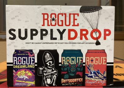 Rogue Supply Drop