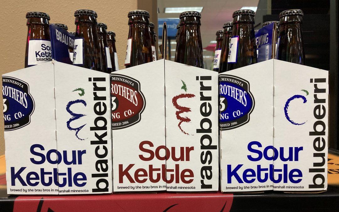 Brau Brothers Kettle Sour Beers