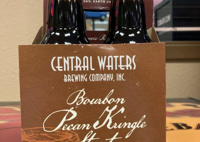 Central Waters Pecan Kringle Stout