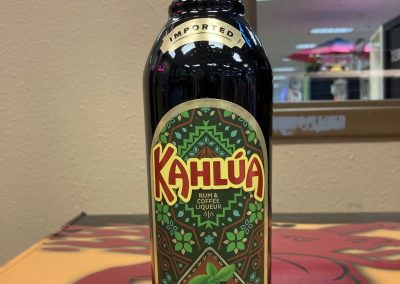 Kahlua Mint Mocha