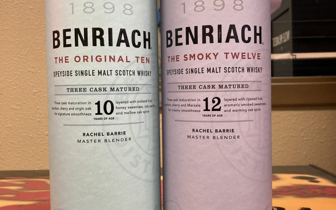 Benriach Whiskies